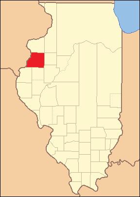 Warren County (1825-1831)