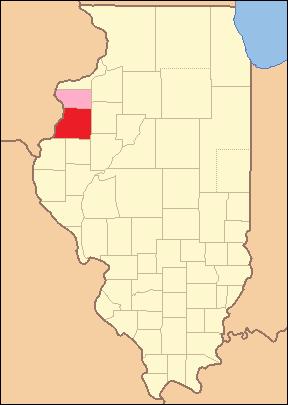 Warren County (1831-1835)