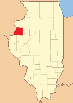 Warren County (1835-1841)