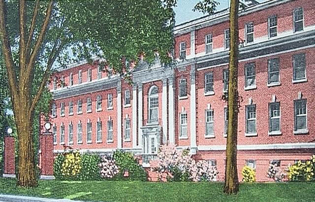 McMichael Hall