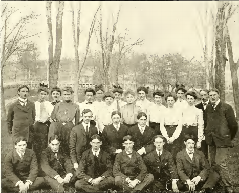 The Class of 1904