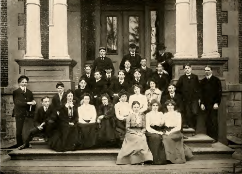 The Class of 1903