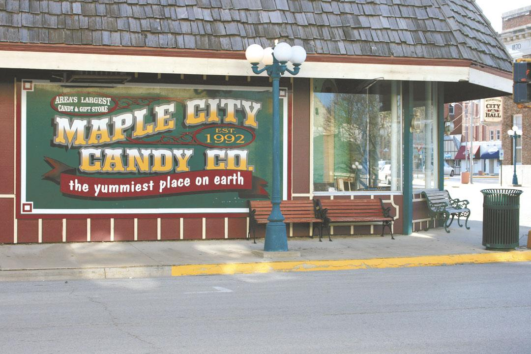 Former Maple City Candy Company