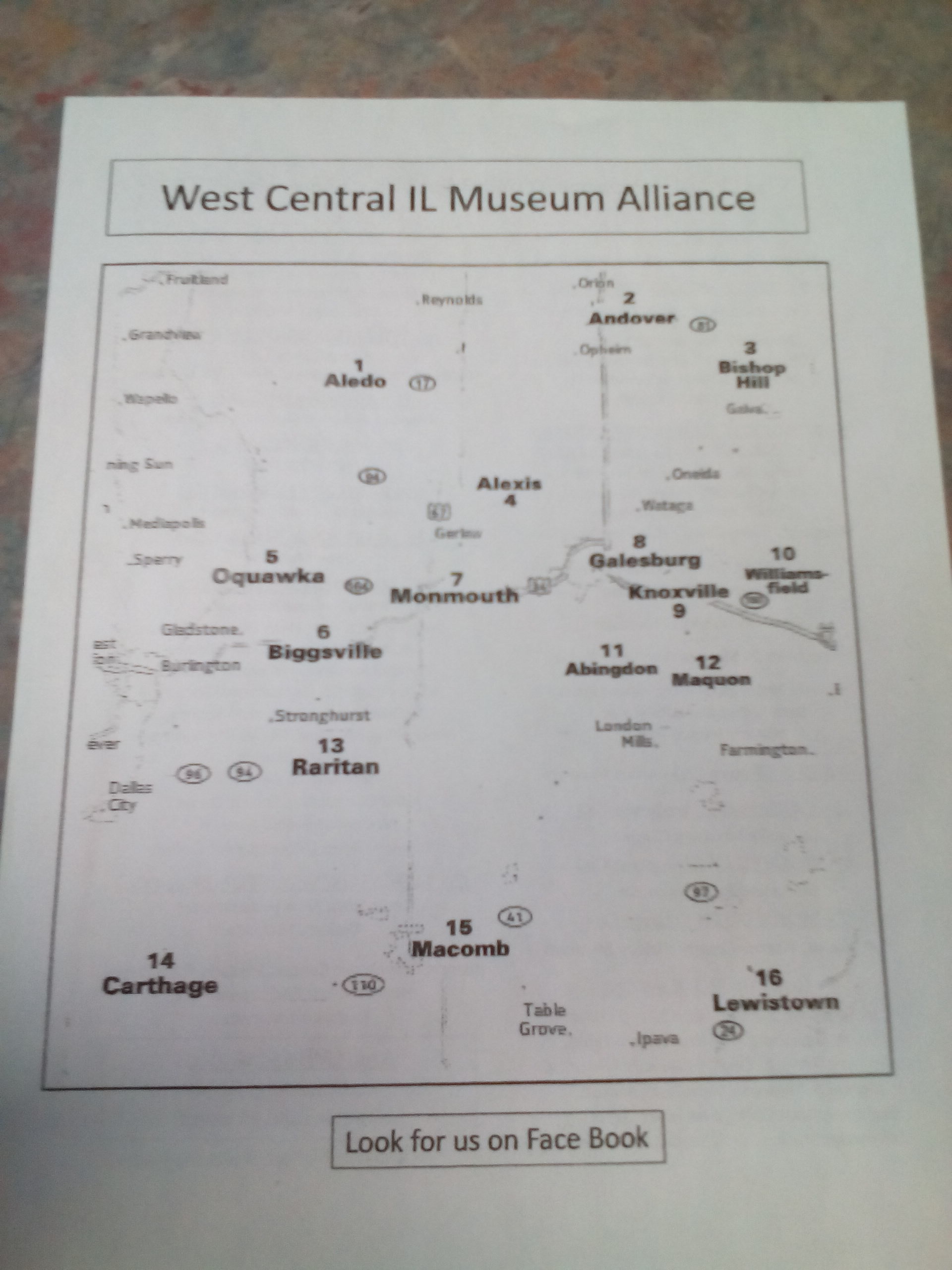 West Central Illinois Museum Alliance