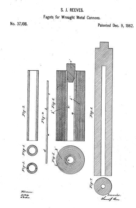 Barrel patent