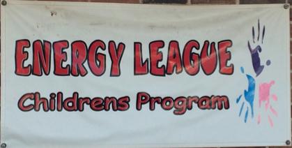 Energy League Banner