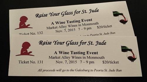 St. Jude's Fundraiser