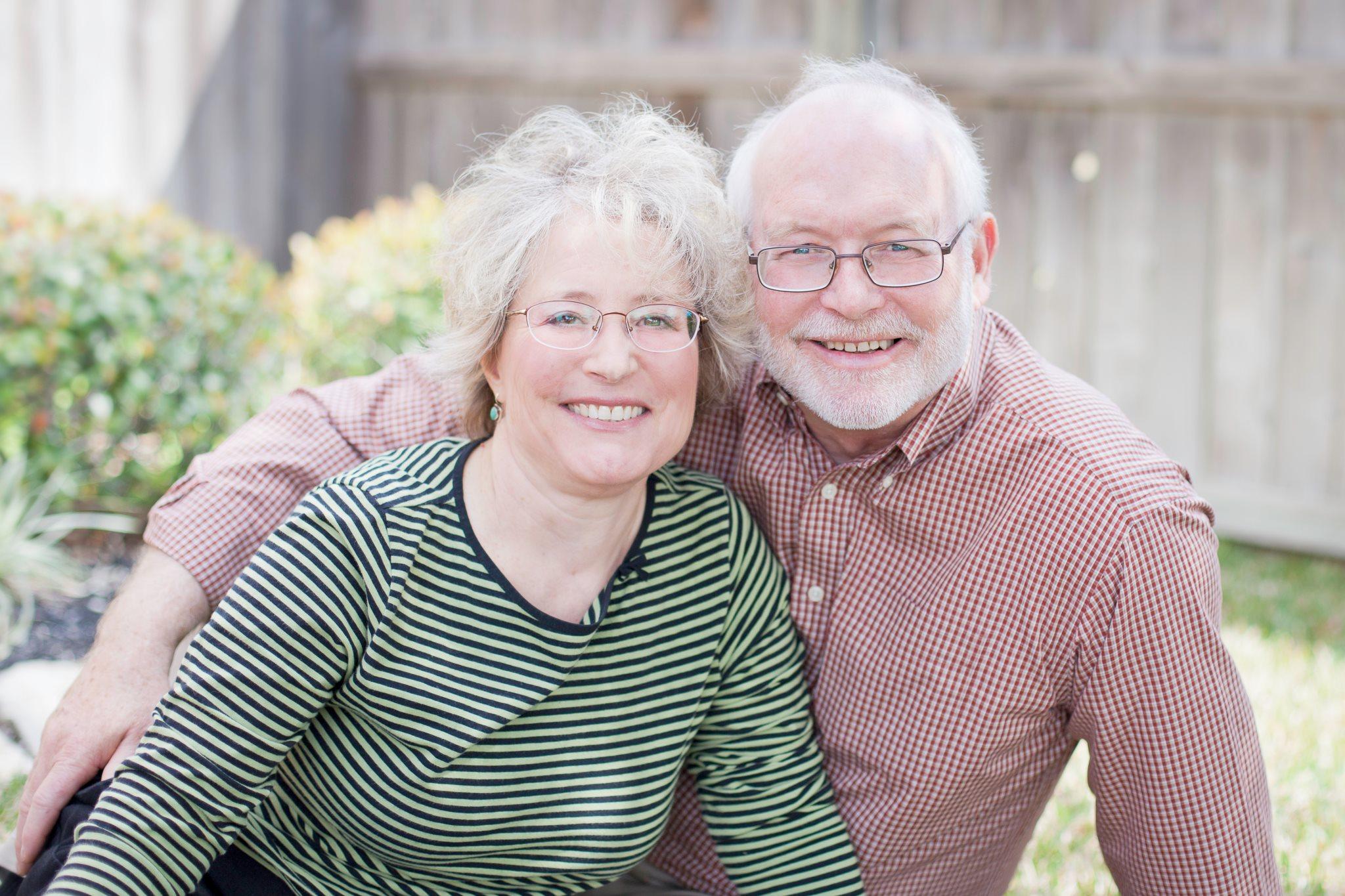 Carol & Mark Parrish