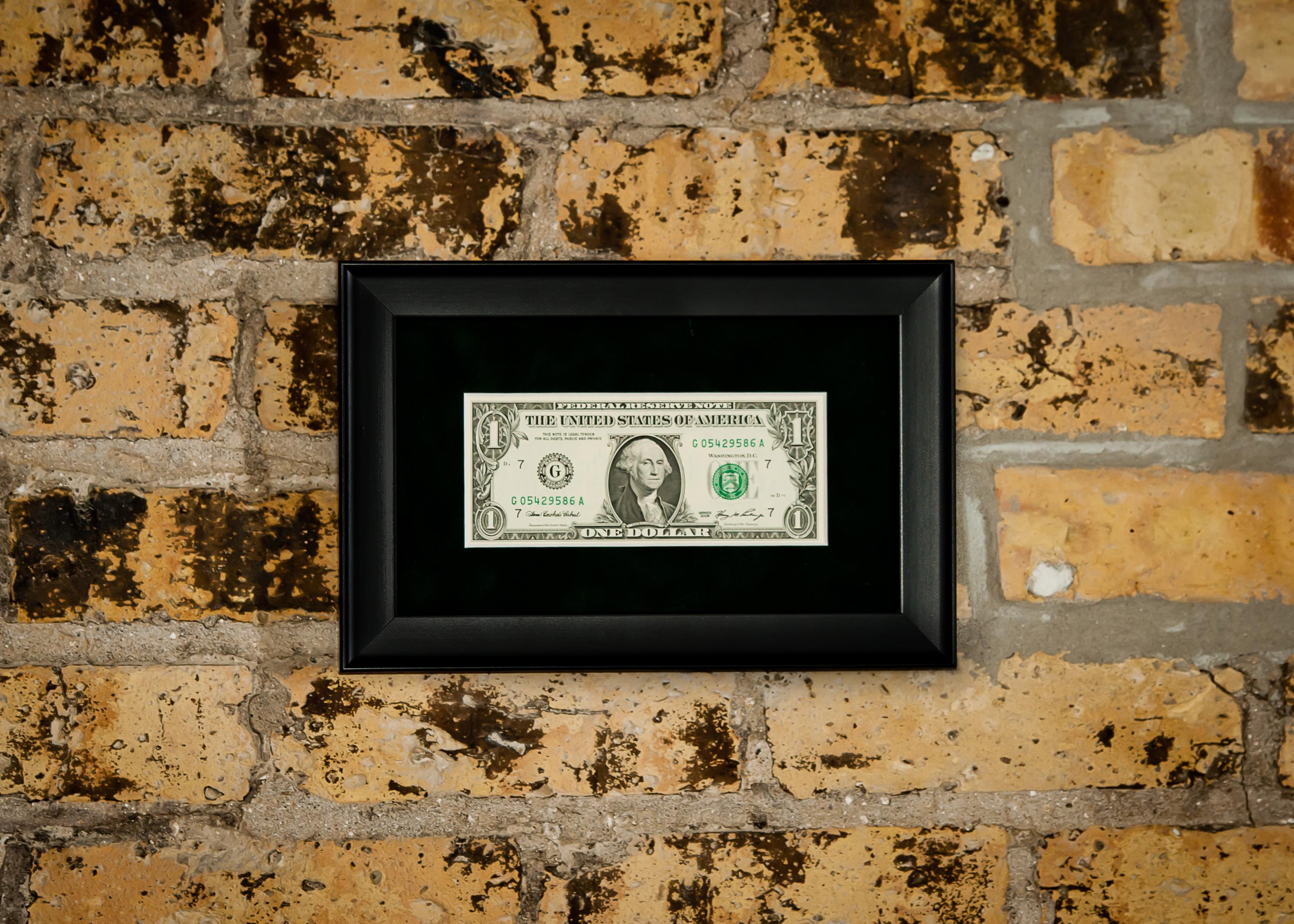 Maude's First Dollar