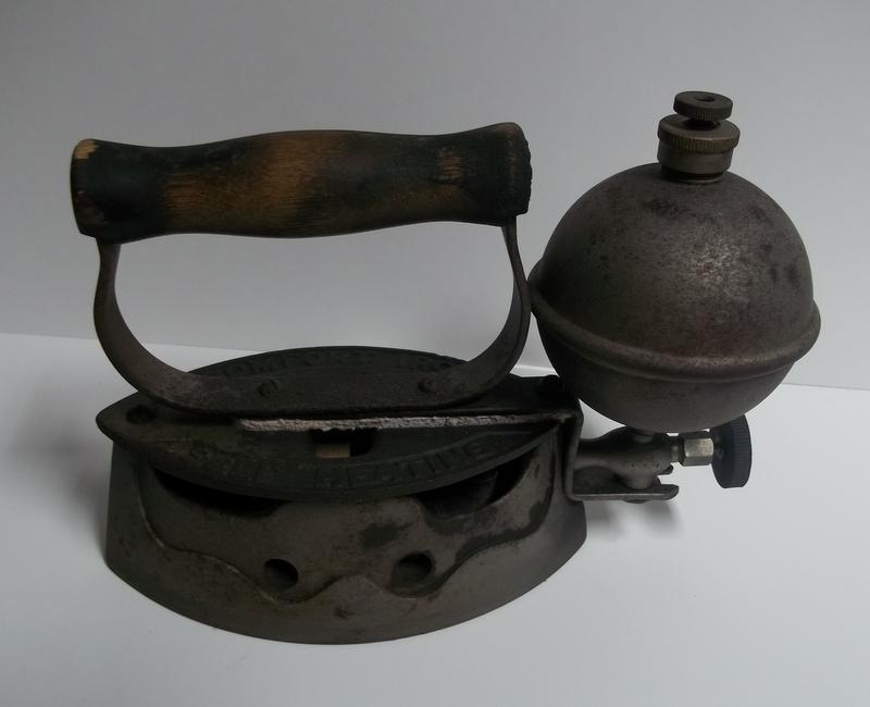 Gas/Fuel Iron