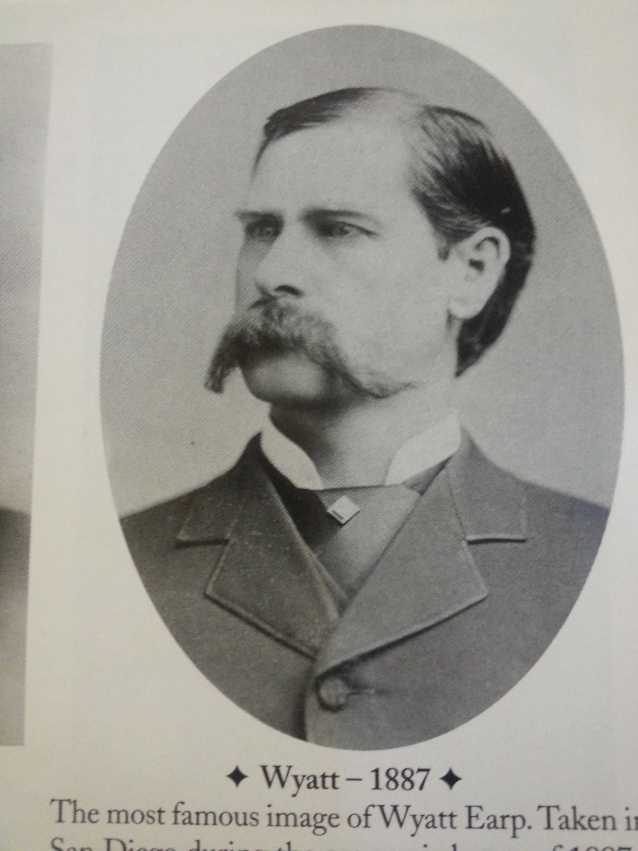 Wyatt Earp Profile Picture