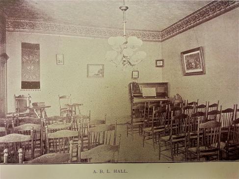 A.B.L. Meeting Hall