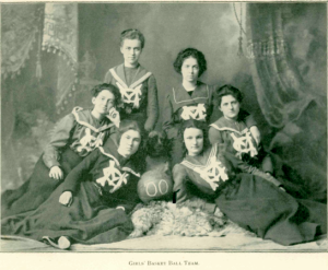 1901 Basket Ball Team