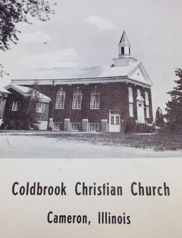 Church Booklet Cover