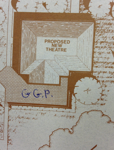 Proposed New Theatre Blueprint
