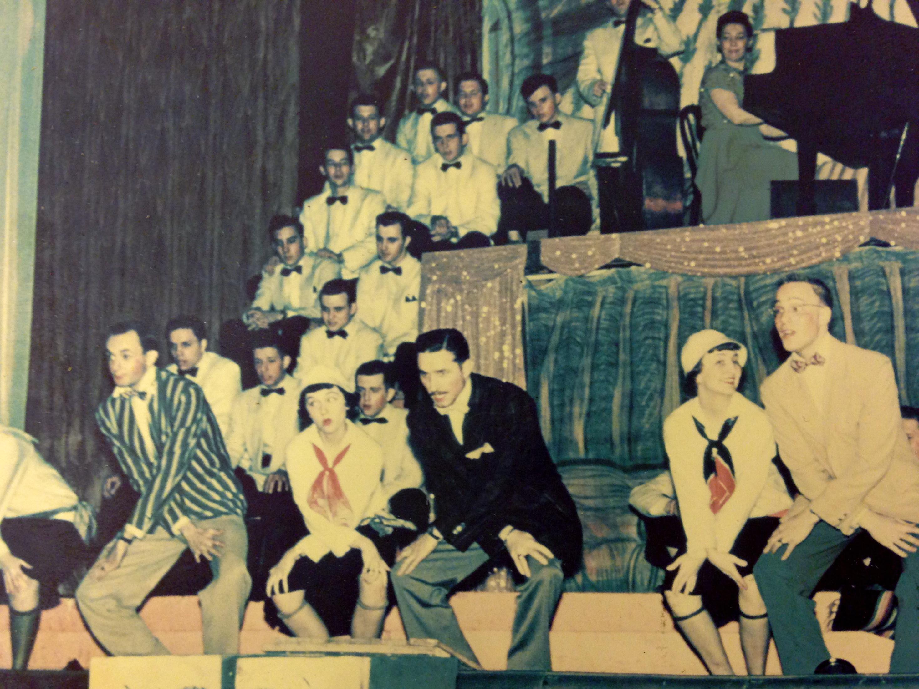 1953 Performance