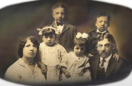 Almaguer Family Portrait