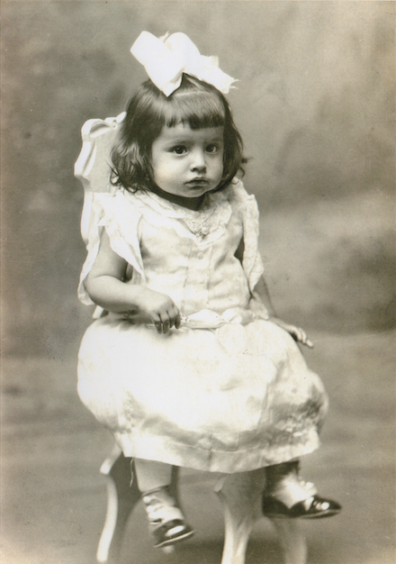 Guadalupe Almaguer, 1924