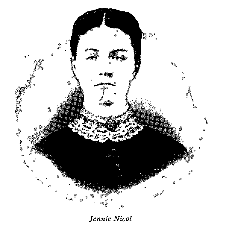 Photograph of Jenni Nicol