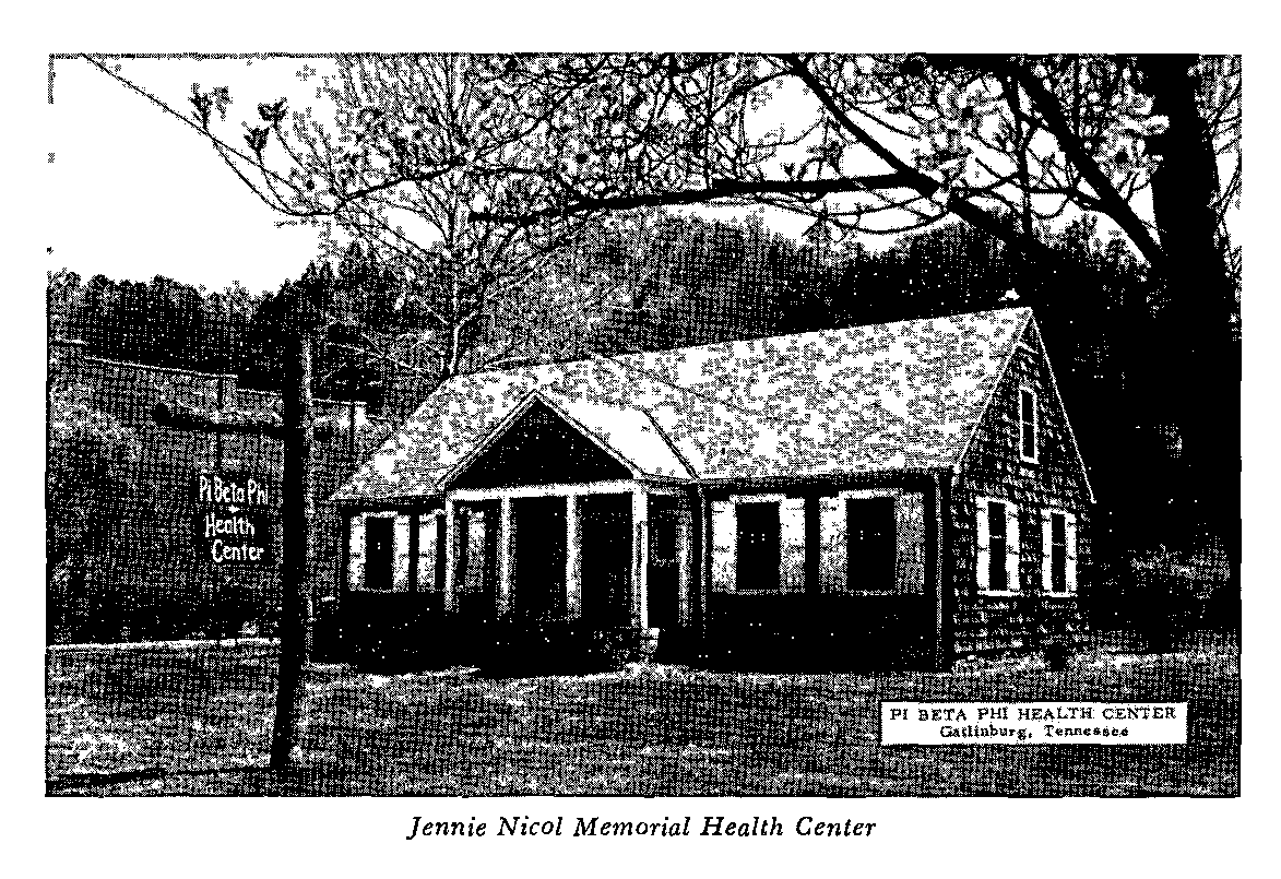 Jennie Nicol Memorial Hospital