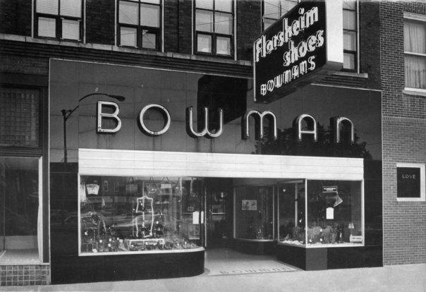Bowman's Store Front