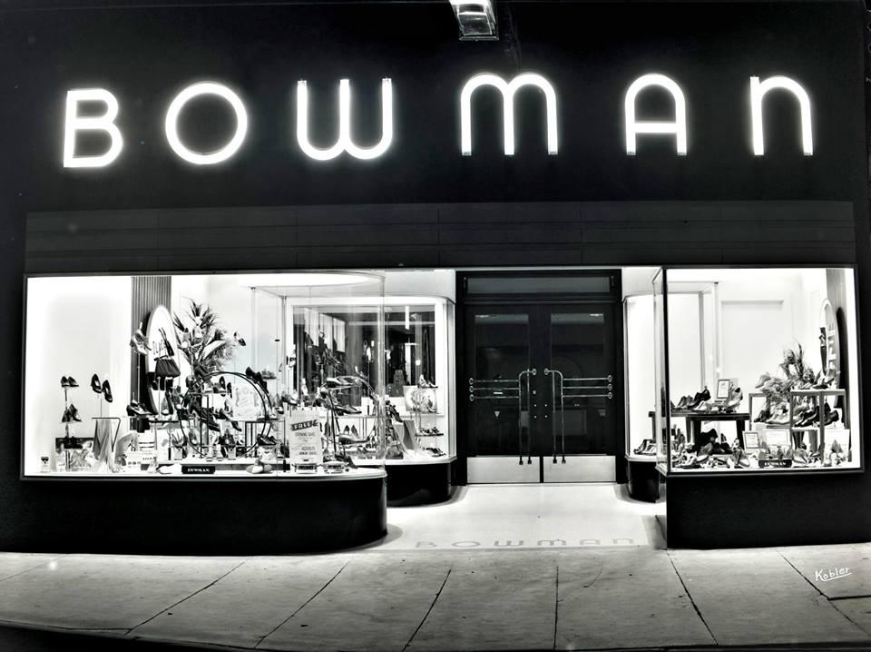 Bowman's at Night