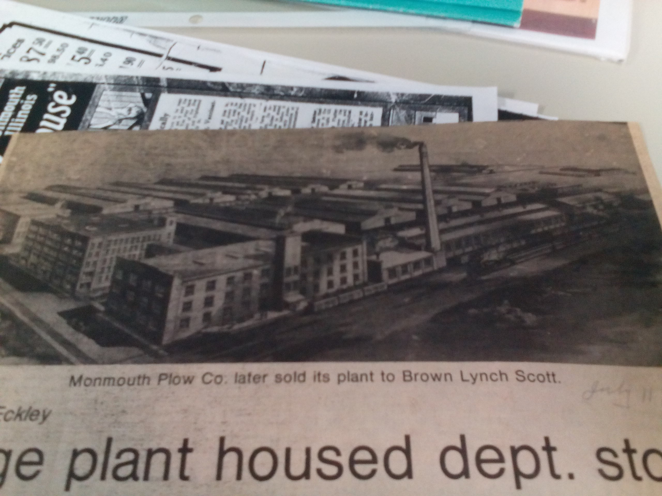 The Plow Company