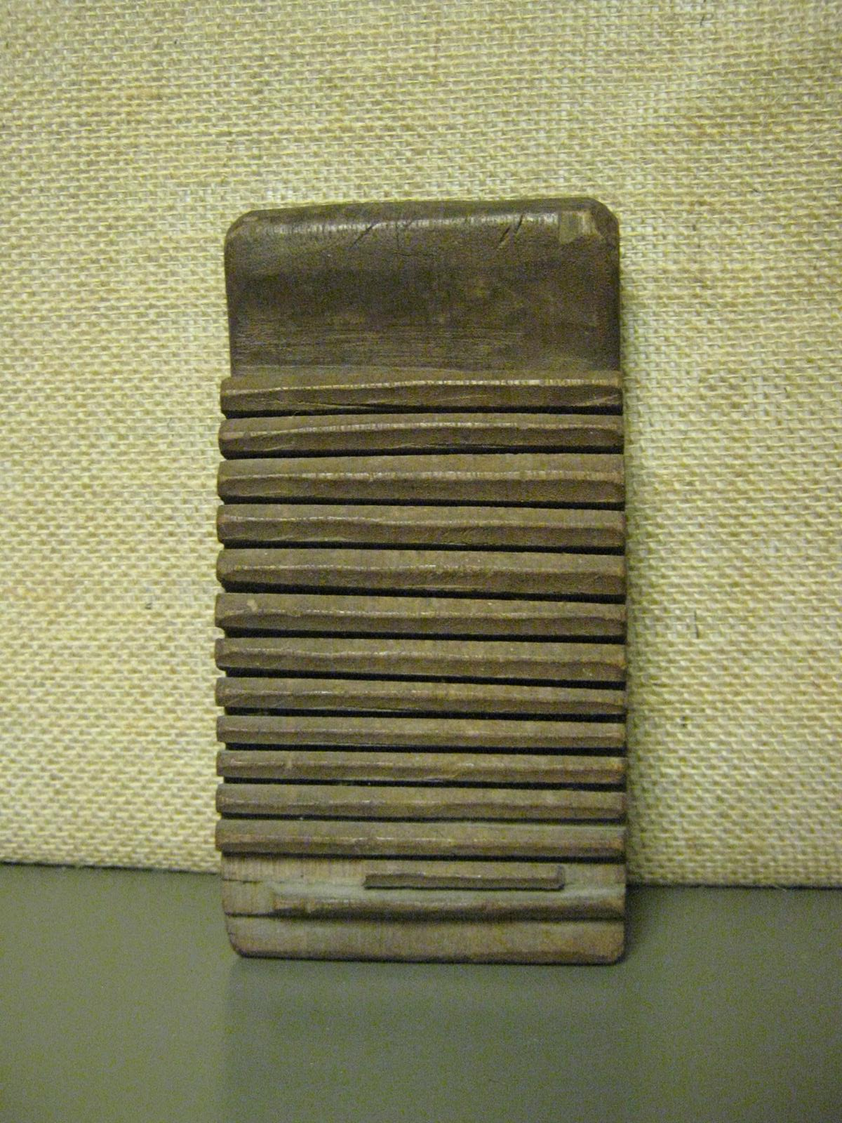 Stone Washboards