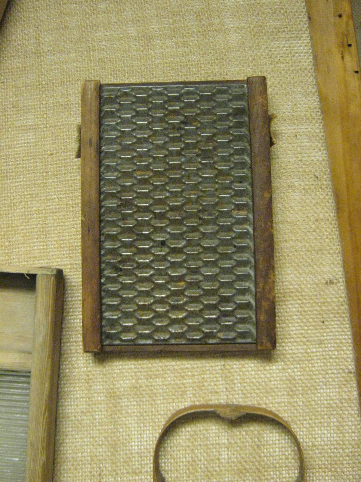 Small Honeycomb Washboard