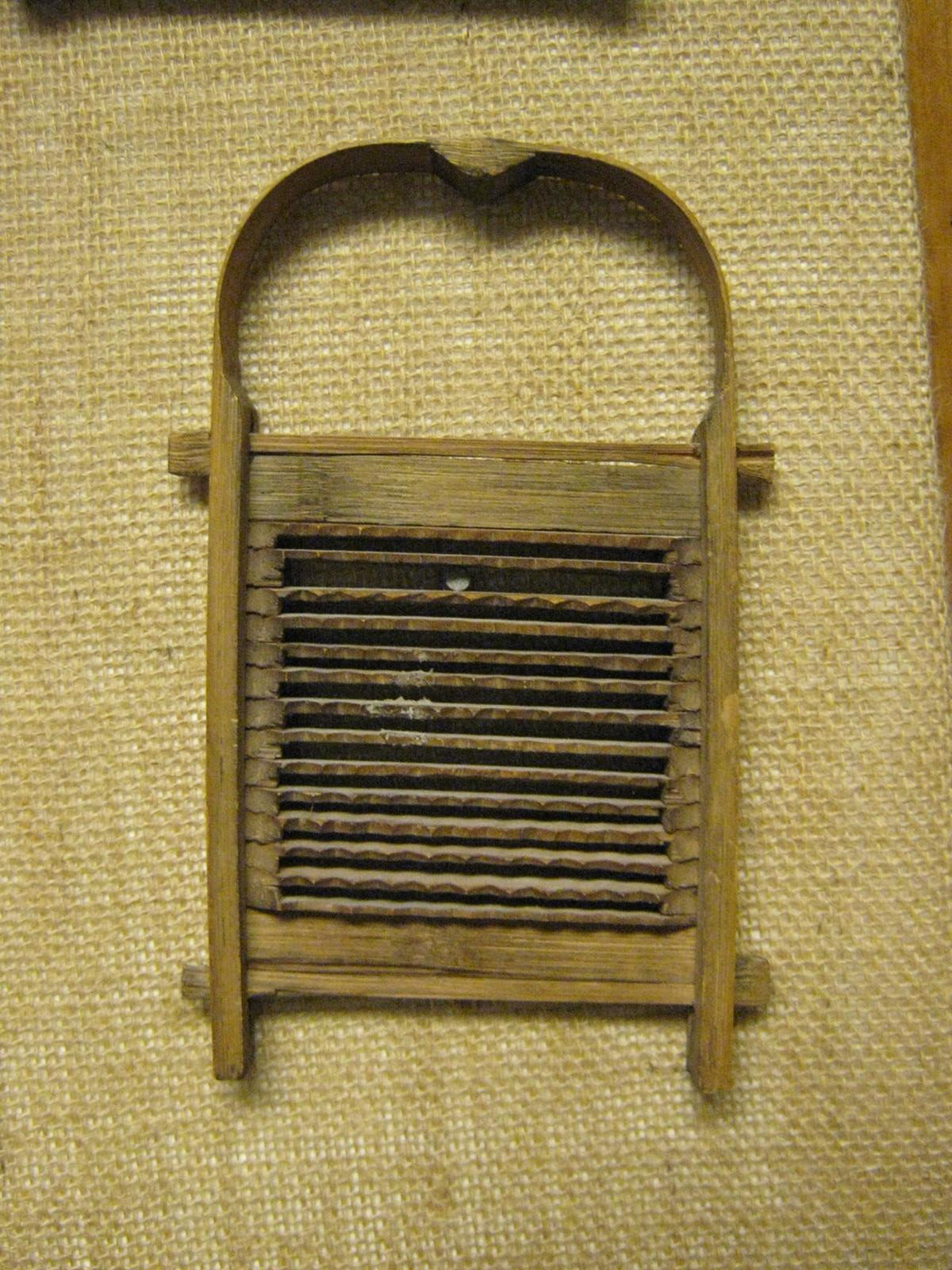 Delicates Washboard